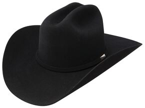 9a3a68a24faa2 Resistol George Strait Cowboy Rides Away Fur Felt Cowboy Hat