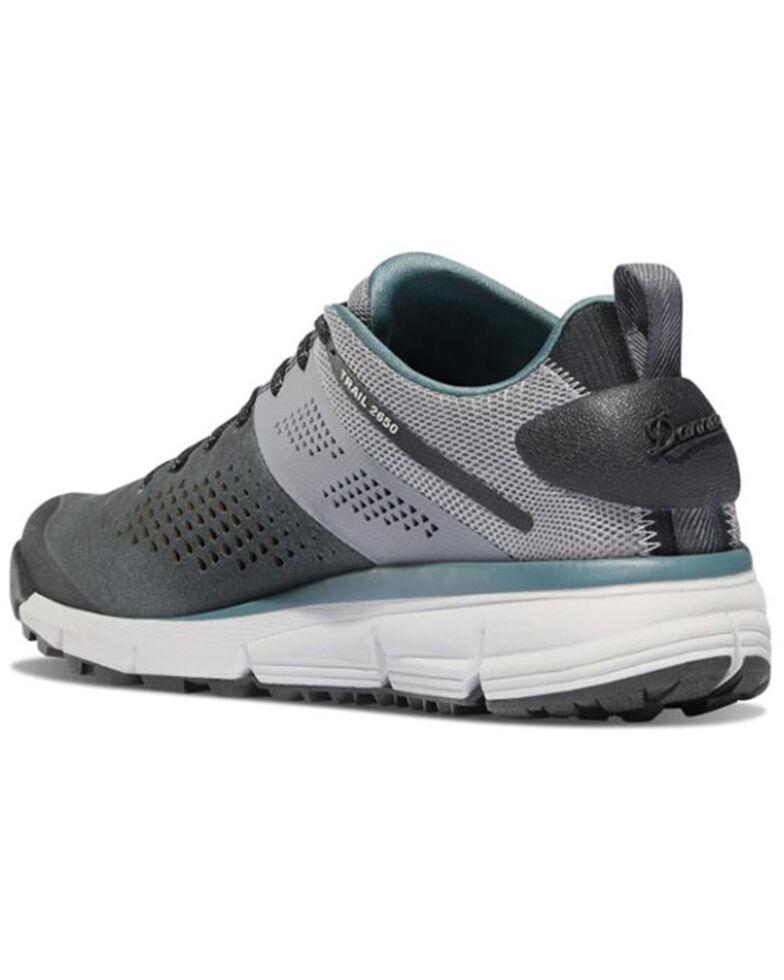 Danner Men's Trail 2650 Hiking Shoes - Soft Toe, Charcoal, hi-res