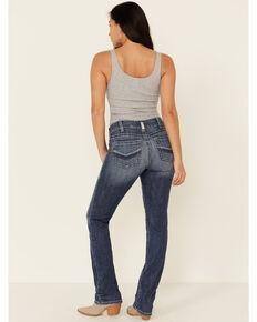 Ariat Women's Cameryn Straight Leg Jeans, Blue, hi-res