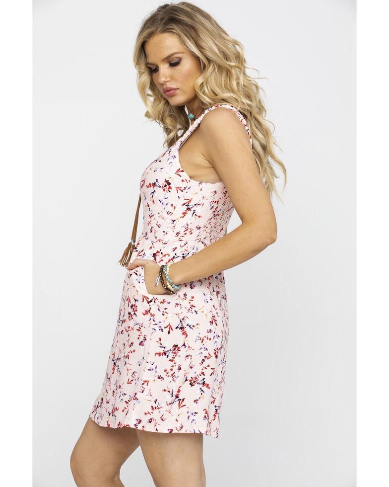 Idyllwind Women's Sun Down Mini Dress , Blush, hi-res