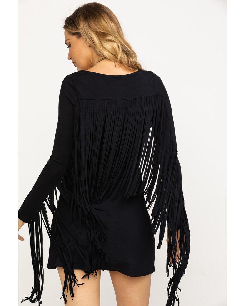 Idyllwind Women's I Feel Like Dancing Dress, Black, hi-res