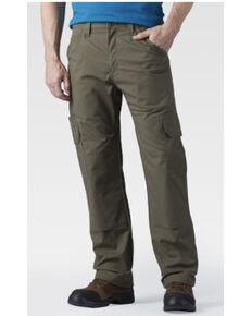 Dickies Men's Moss Green DuraTech Ranger Ripstop Cargo Work Pants , Moss Green, hi-res