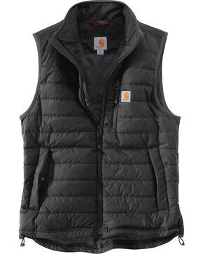 Carhartt Men's Gilliam Vest, Black, hi-res