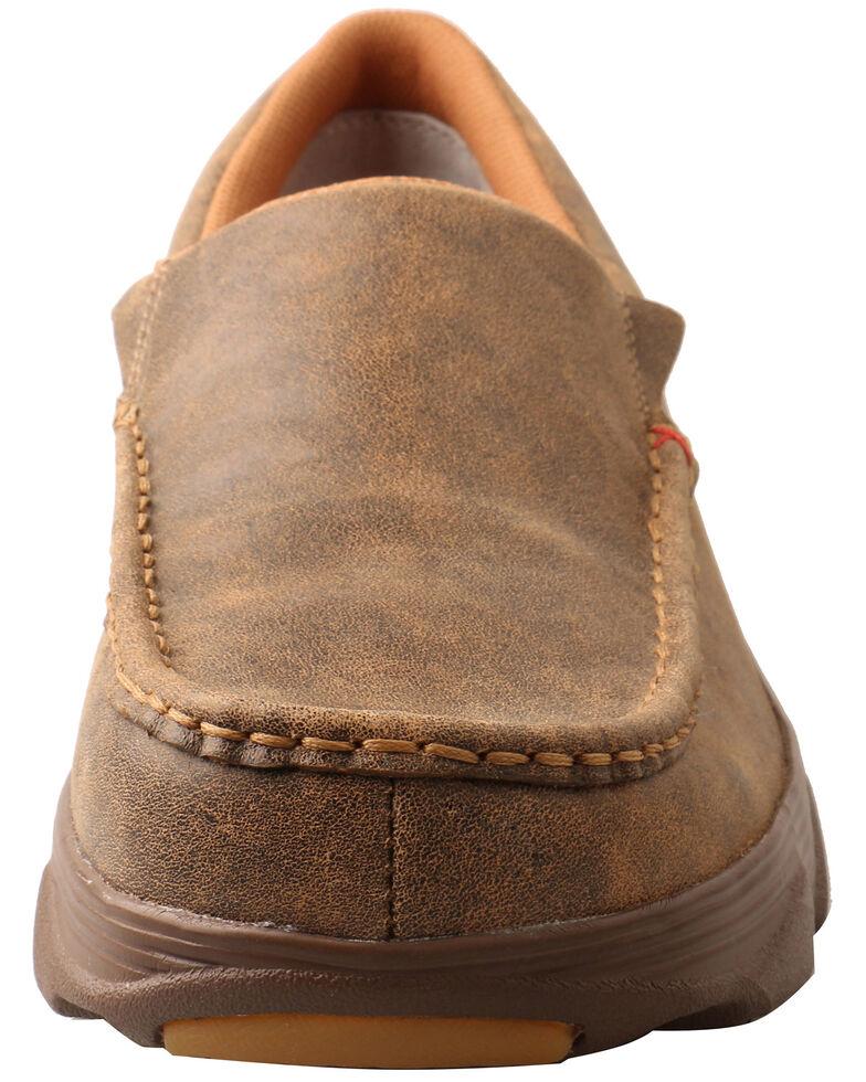 Twisted X Men's Casual Shoes - Moc Toe, Brown, hi-res