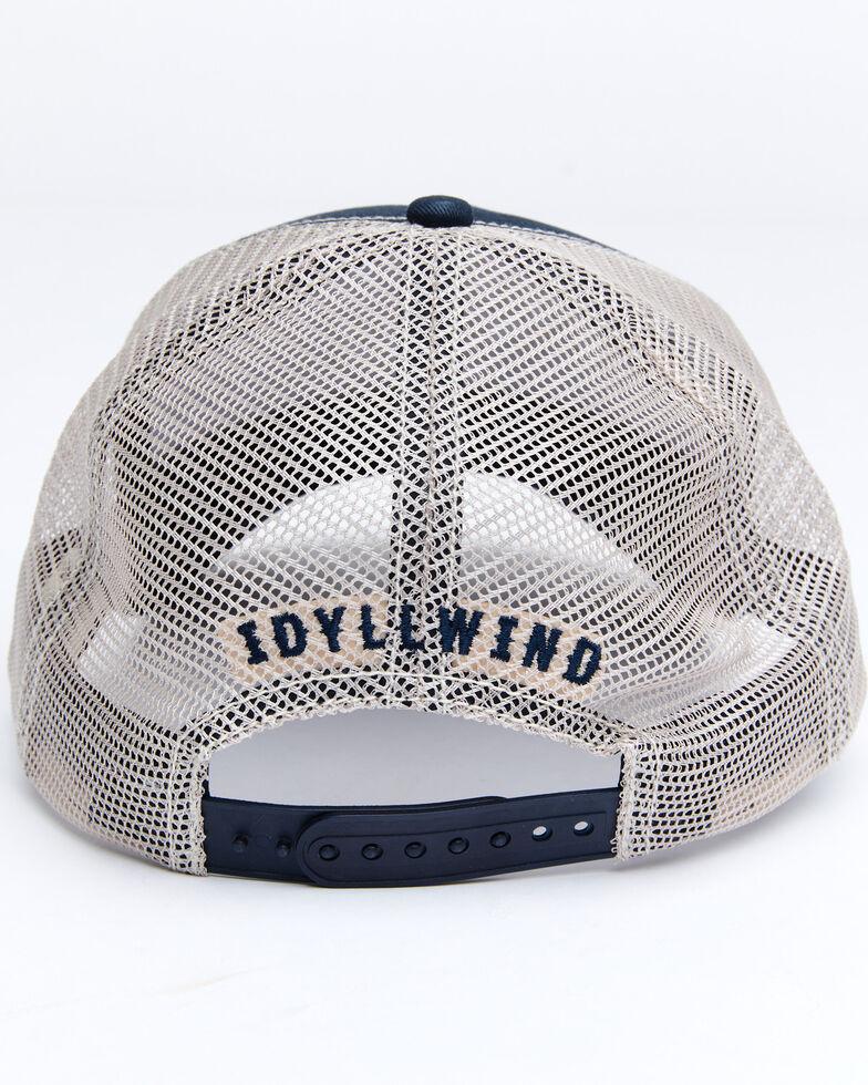 Idyllwind Women's Raise Hell Ball Cap , Blue, hi-res