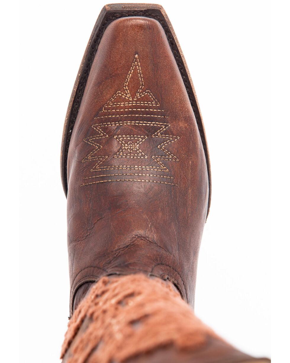 Idyllwind Women's Vagabond Western Boots - Snip Toe, Brown, hi-res