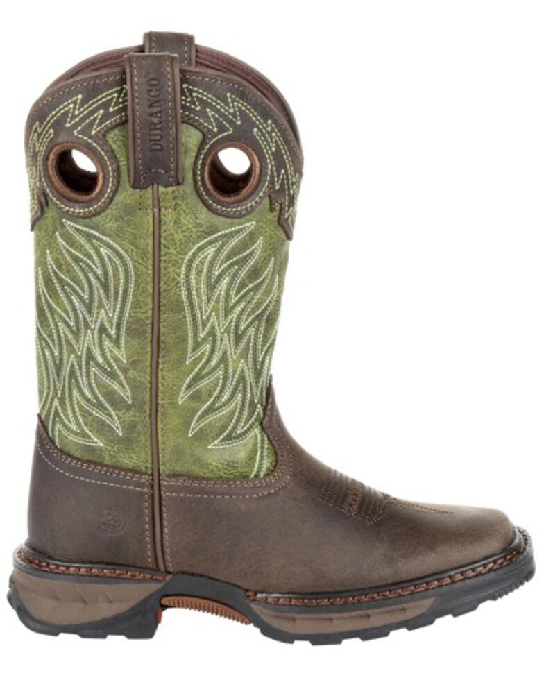 Durango Boys' Maverick XP Western Work Boots - Square Toe, , hi-res