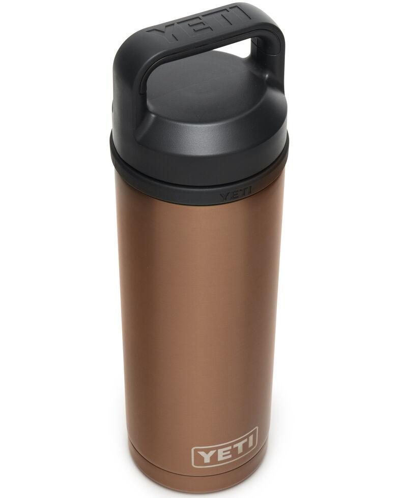 Yeti Rambler 18 oz Bottle with Chug Cap, Rust Copper, hi-res