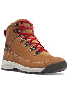 Danner Women's Adrika Hiker Boots - Soft Toe, Burgundy, hi-res