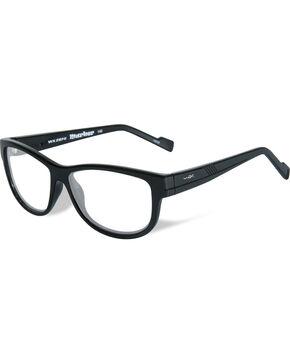 Wiley X Men's WX Marker Gloss Black Glasses , Black, hi-res