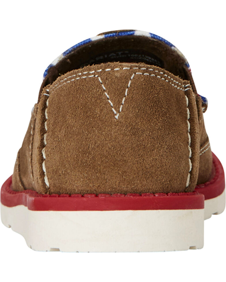 Ariat Girls' Stars and Stripes Cruiser Shoes , , hi-res