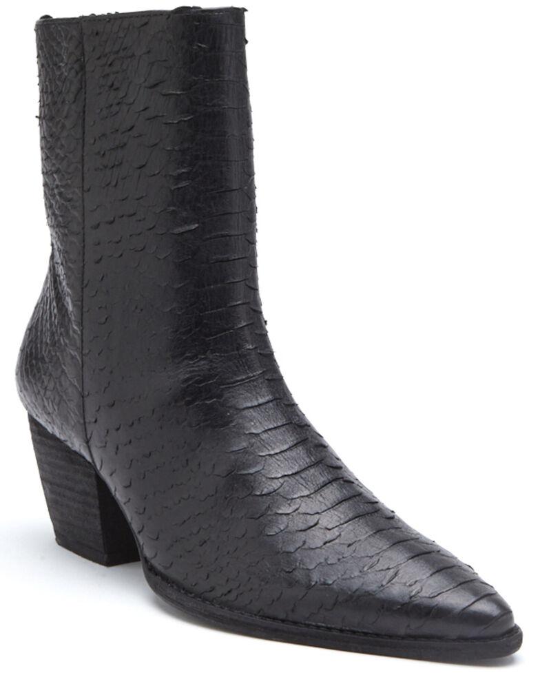 Matisse Women's Caty Fashion Booties - Round Toe, Black, hi-res