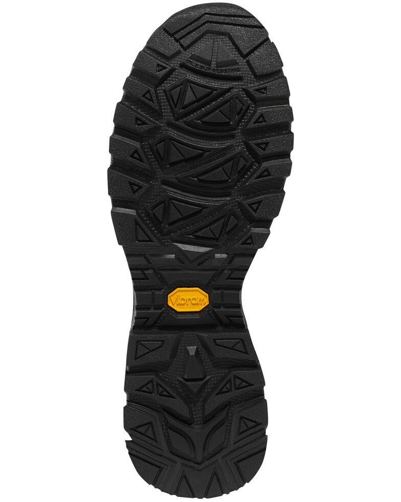 Danner Women's Stronghold Waterproof Work Boots - Composite Toe, Grey, hi-res