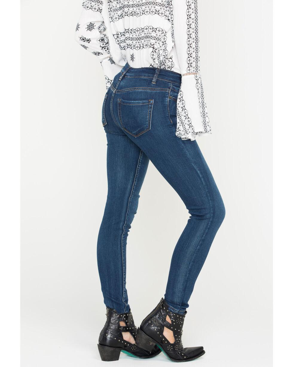 Silver Jeans Women's Elyse Straight Leg Jeans , Indigo, hi-res