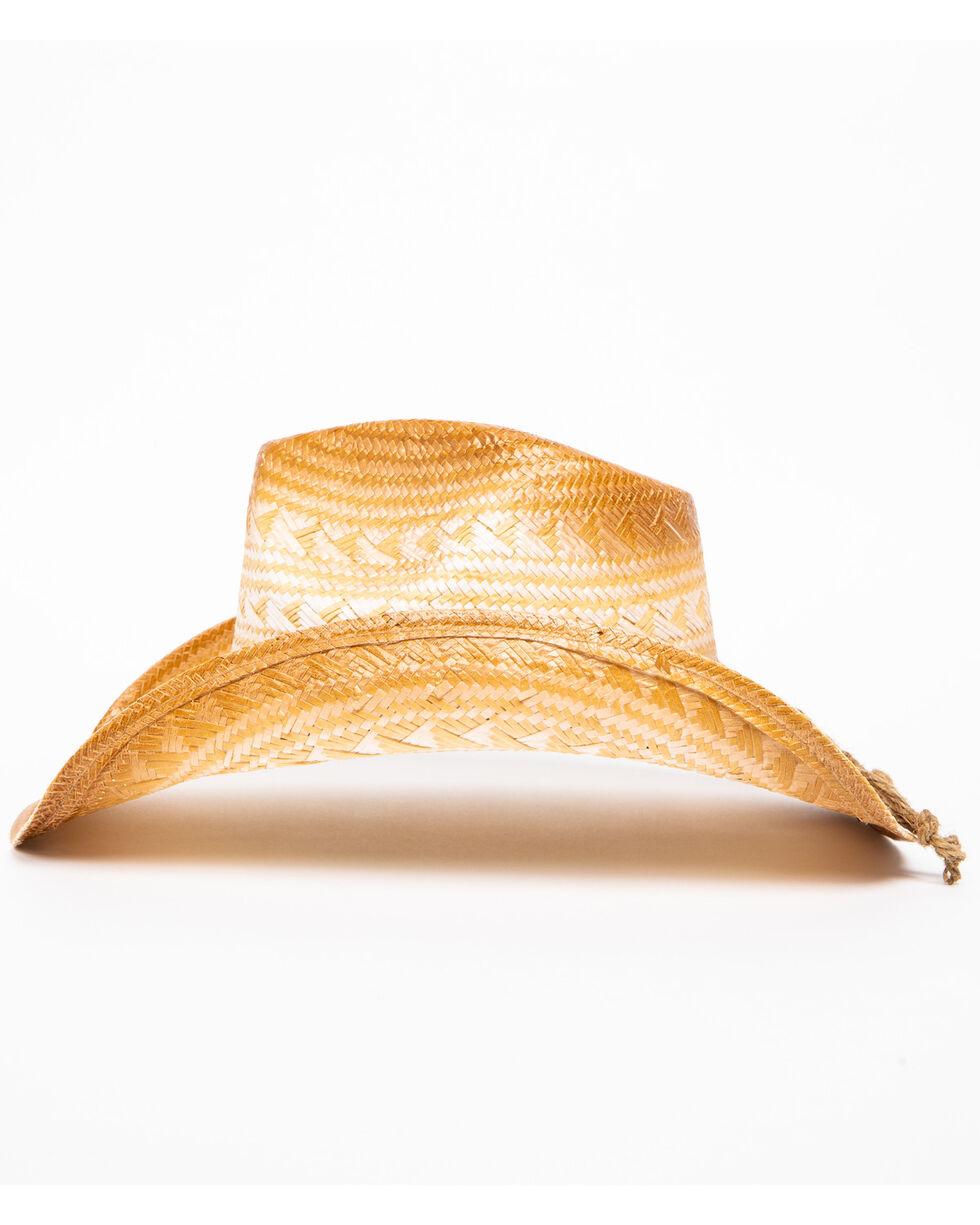 Shyanne Women's Ini Tan Straw Hat, Tan, hi-res