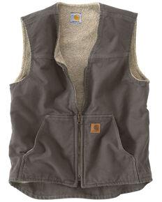 Carhartt Rugged Work Vest, Grey, hi-res