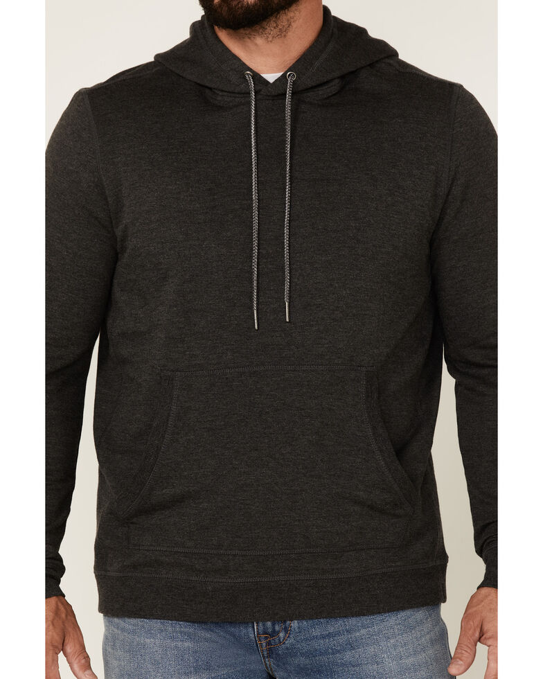Flag & Anthem Men's Charcoal Madeflex Victory Pullover Hooded Sweatshirt , Charcoal, hi-res