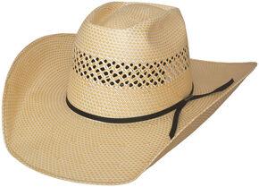 Bullhide Hats Bunny Magnet Straw Cowboy Hat, Natural, hi-res