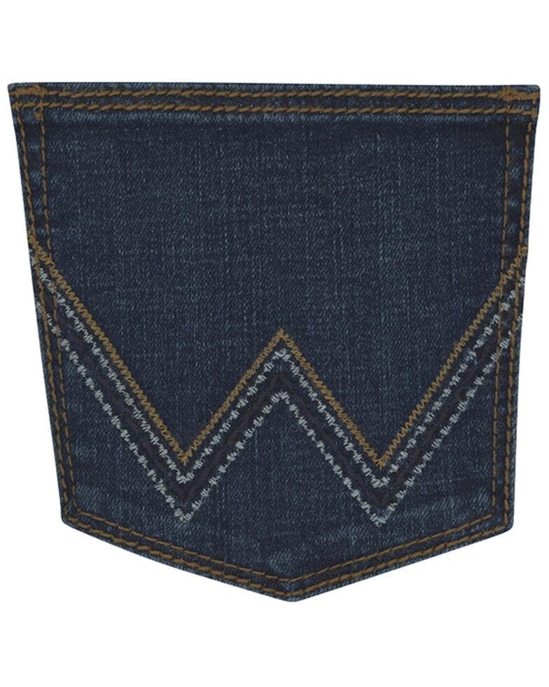 Wrangler Women's Willow Lovette Ultimate Riding Jeans, Blue, hi-res