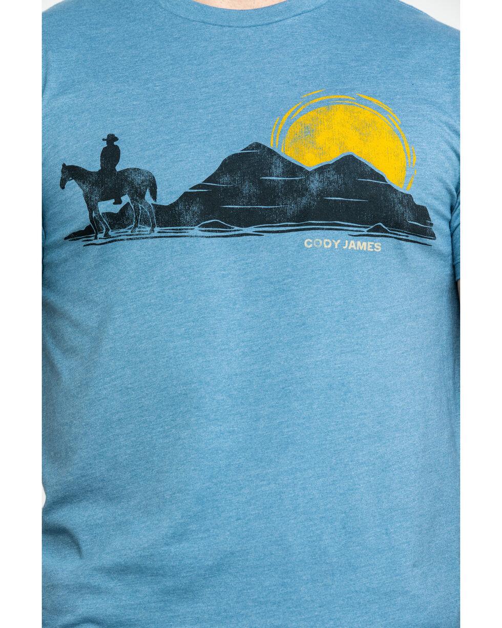 Cody James Men's Lookout Graphic T-Shirt , Blue, hi-res