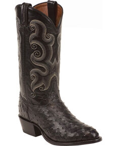 6aaff248439 Ostrich Skin Boots - Country Outfitter