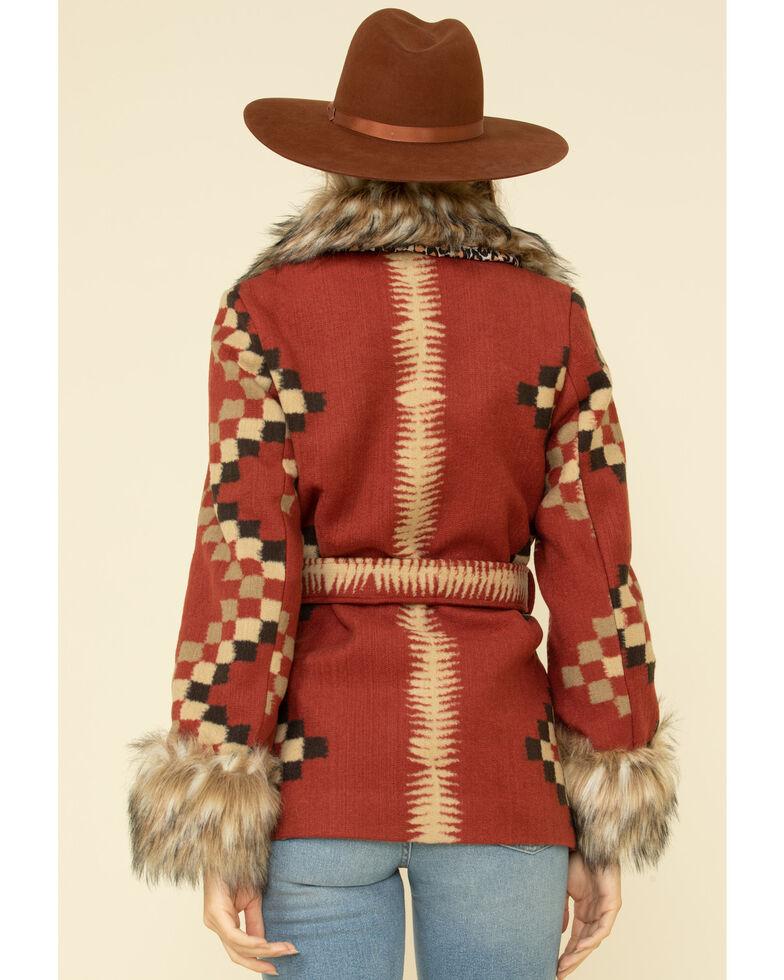 Tasha Polizzi Women's Chili Plains Jacket , Chilli, hi-res