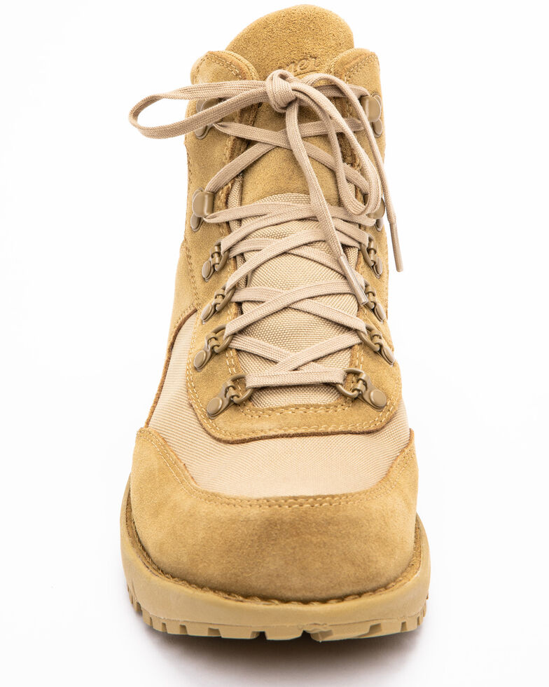 Danner Men's Feather Light 917 Boots - Round Toe, Sand, hi-res