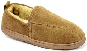 Lamo Footwear Men's Classic Romeo Slippers, Chestnut, hi-res