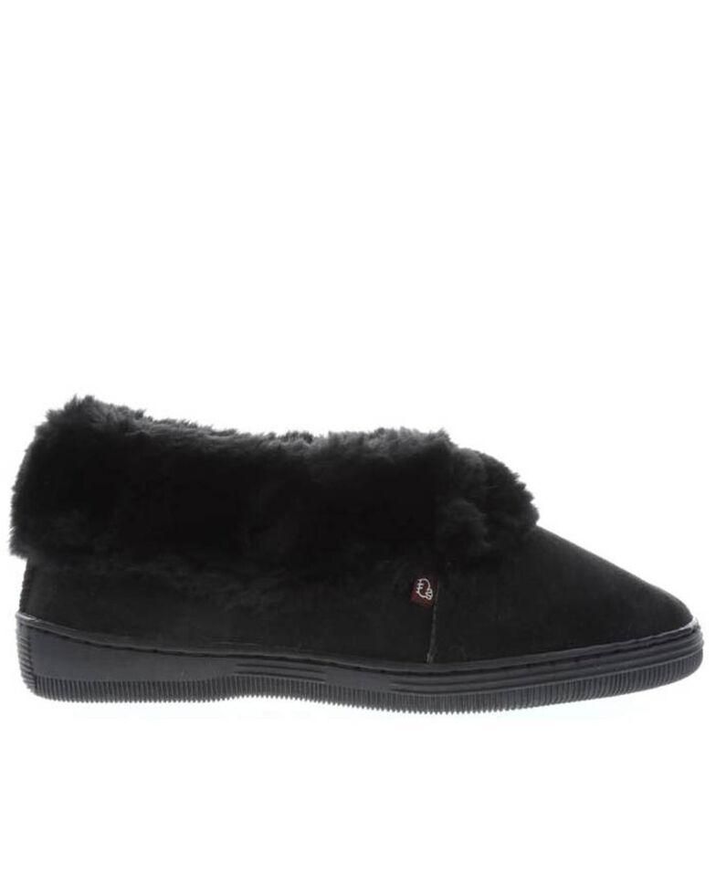 Lamo Footwear Women's Carmen II Slippers, Black, hi-res