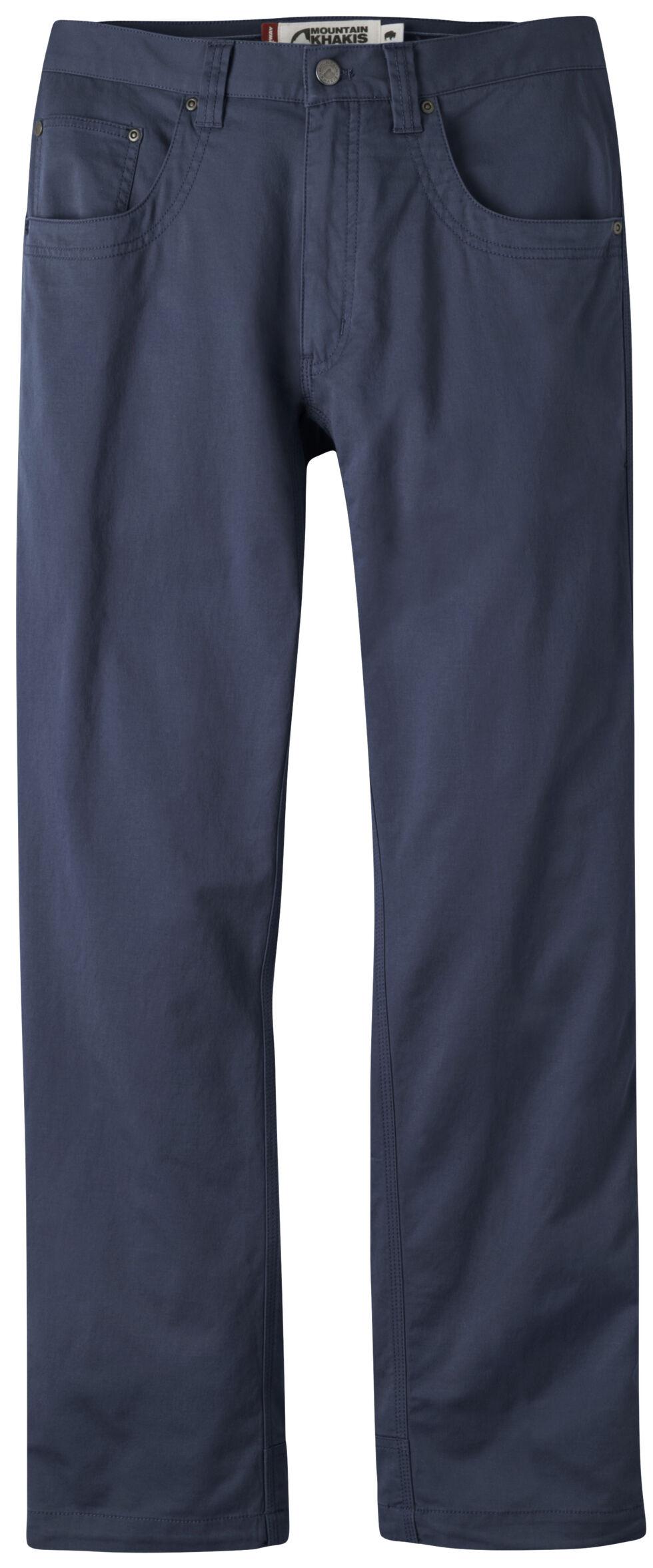 Mountain Khakis Men's Navy Camber Commuter Pants - Slim Fit , Navy, hi-res