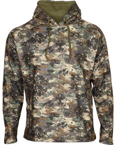 Rocky Men's Venator Scent IQ Hoodie , Camouflage, hi-res