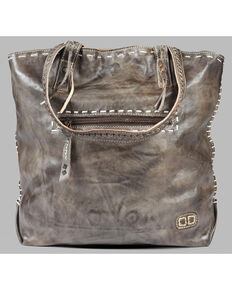 ac3c8cc98d Bed Stu Women s Dark Brown Barra Tote