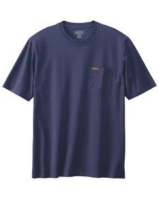 Pendleton Men's Navy Deschutes Pocket Short Sleeve T-Shirt , Navy, hi-res