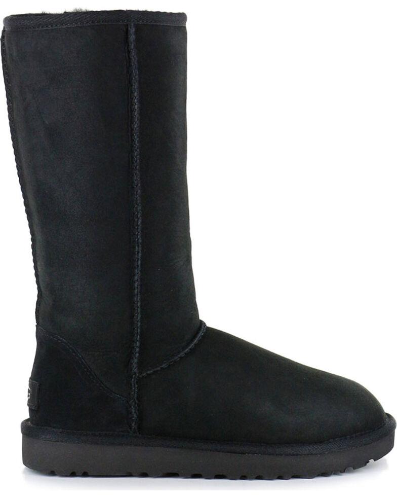 92911507ad9 UGG Women's Black Classic II Tall Boots