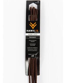 BB Ranch Men's Brown 100% Kevlar Boot Laces, Brown, hi-res