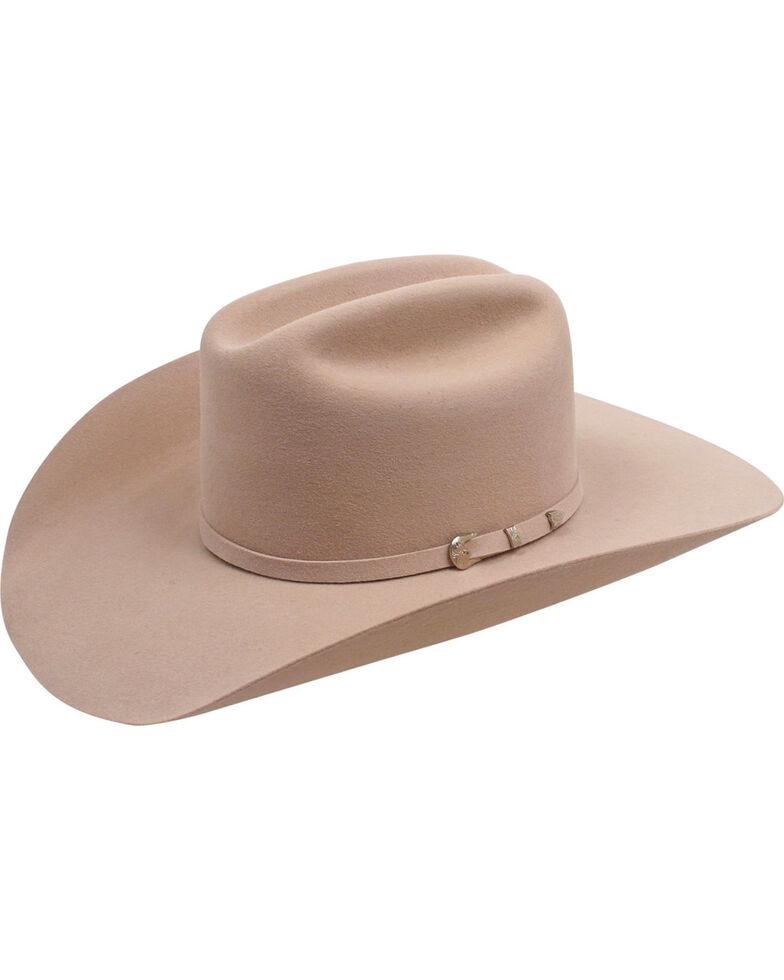 Ariat 3X Wool Felt Cowboy Hat, Silver Belly, hi-res