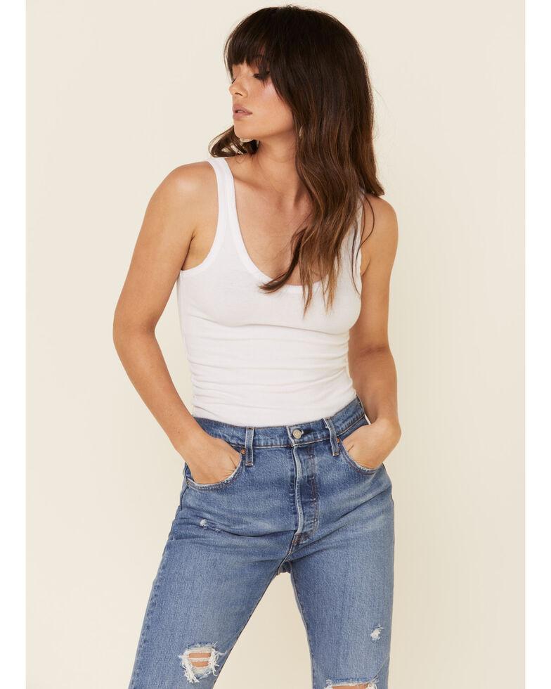 Levi's Women's 501 Skinny Jeans, Blue, hi-res