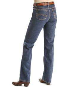 Wrangler Jeans - Aura Instantly Slimming - Plus, Dark Denim, hi-res