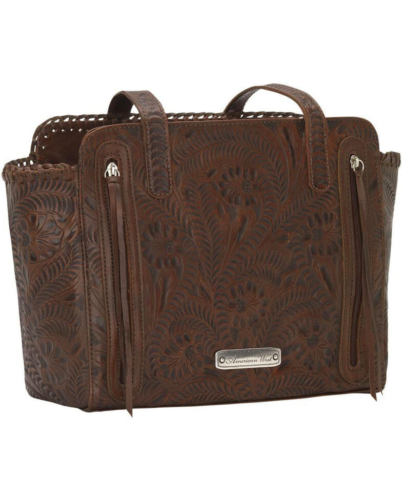 American West Women's Copper Annie's Concealed Carry Tote , , hi-res