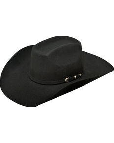 31eac2240b8cd Ariat Men s Added Money 2X Wool Felt Cowboy Hat