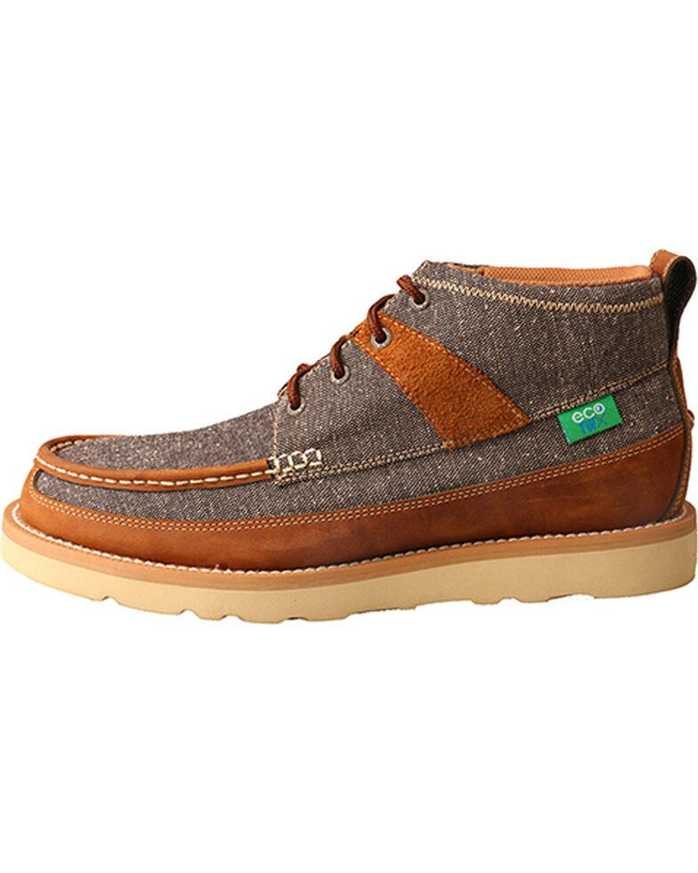 Twisted X Men's ECO TWX Casual Shoes - Moc Toe, Brown, hi-res