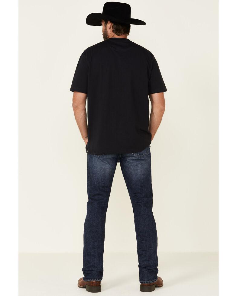 Wrangler 20X Men's No. 42 Stockyard Stretch Slim Bootcut Jeans , Blue, hi-res