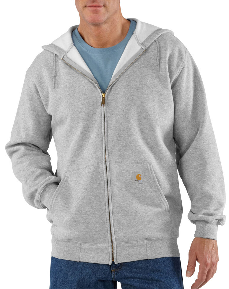 Carhartt Men's Hooded Zip Hoodie - Big & Tall - Country ...