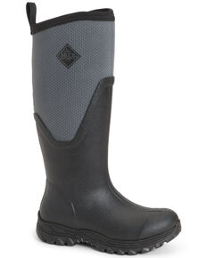 Muck Boots Women's Arctic Sport II Rubber Boots - Round Toe, Black, hi-res