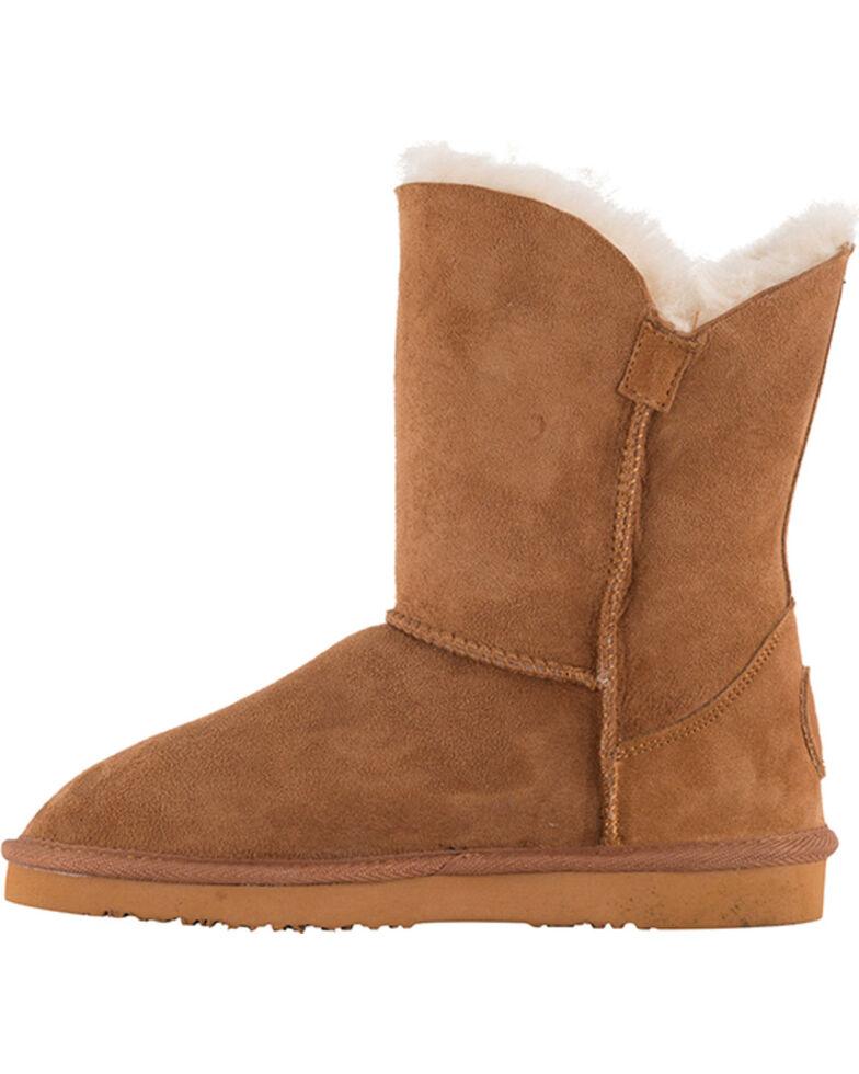 "Lamo Footwear Women's Liberty 9"" Boots , Chestnut, hi-res"