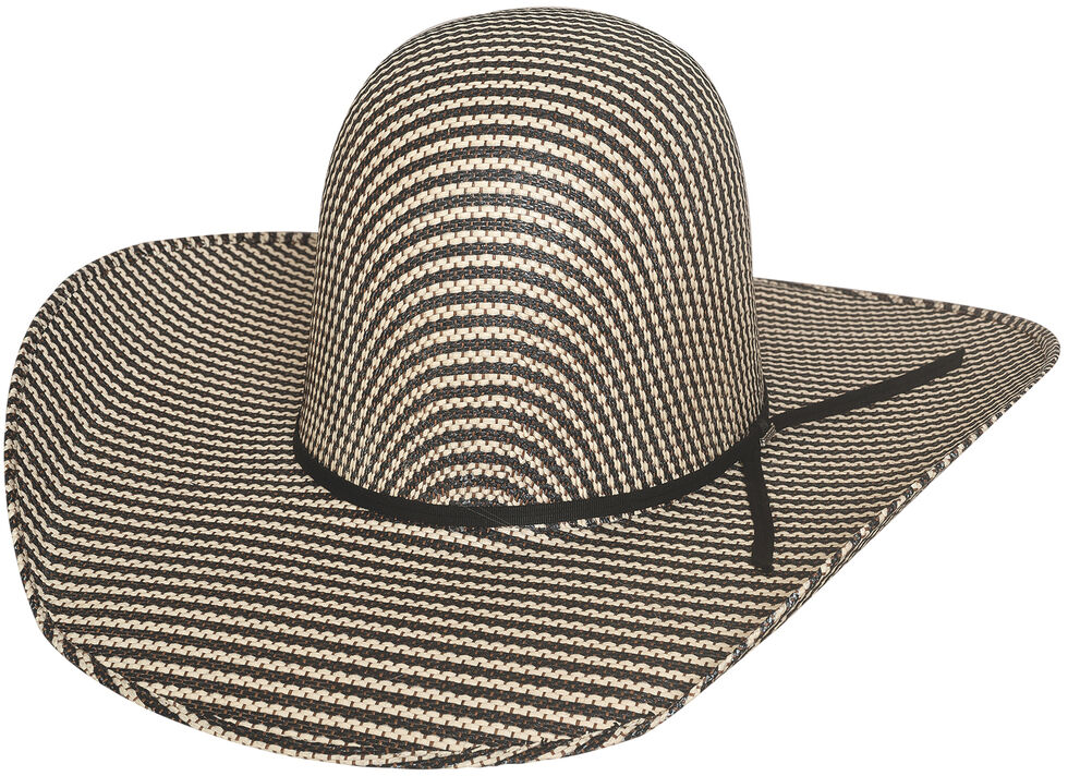 Bullhide Men's Dragon Slayer 50X Straw Cowboy Hat, Natural, hi-res