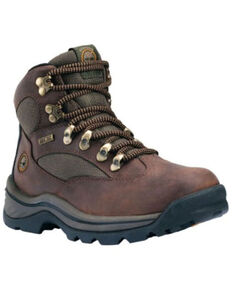 Timberland Women's Chocorua Trail Hiking Boots - Soft Toe, Brown, hi-res