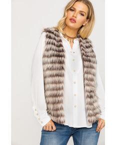 Ariat Women's Scout Vest, Beige/khaki, hi-res