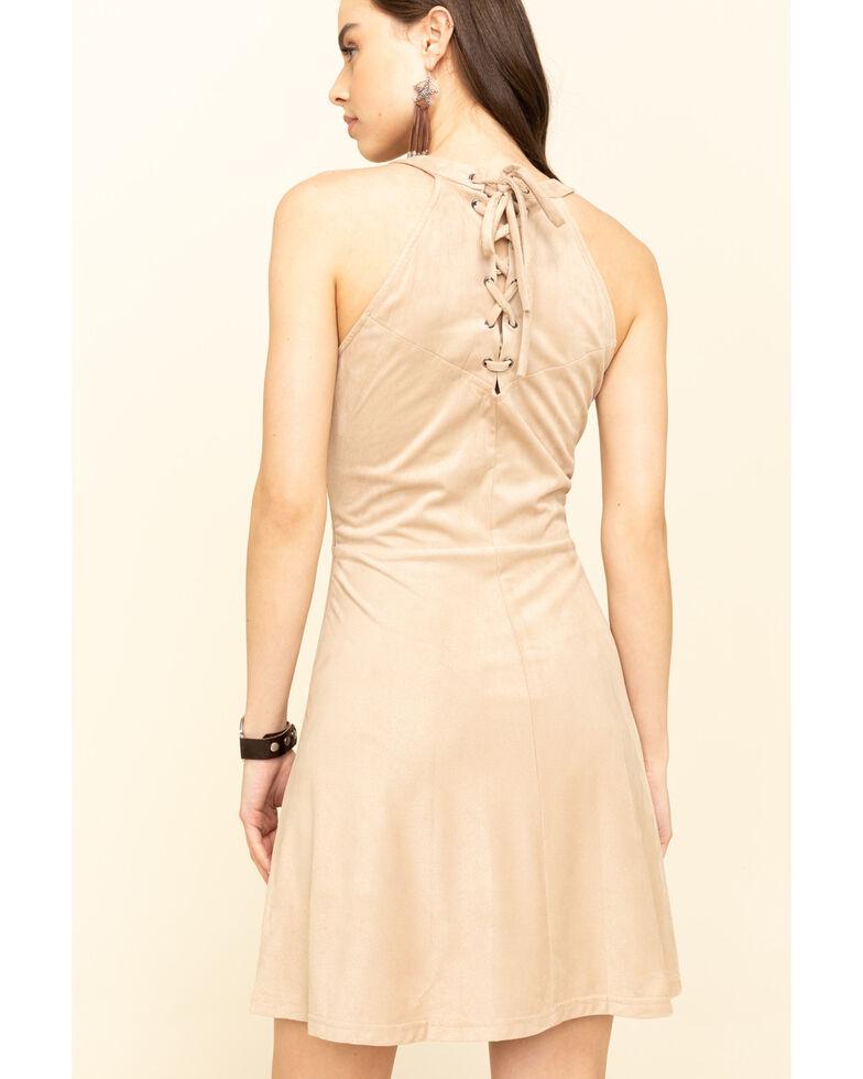 Ariat Women's Tan Mira Dress, Tan, hi-res