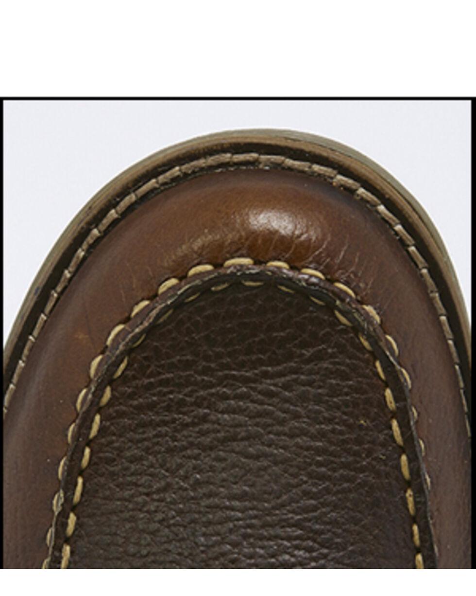 Justin Men's Solace Sun Oak Boots - Moc Toe, Brown, hi-res